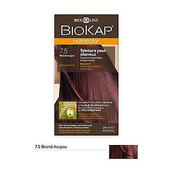 Nutricolor Blonde Mahogany Hair Color 7.5 140 ml (Blonde)