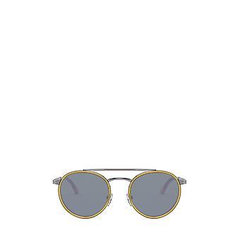 Persol PO2467S gunmetal & honey male sunglasses