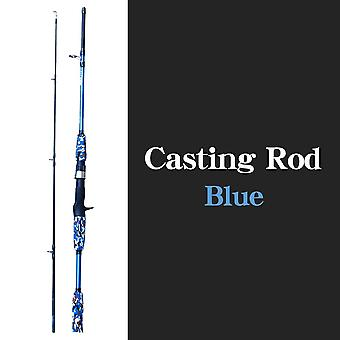 Spinning Casting Hand Lure Fishing Rod Pesca Carbon Pole