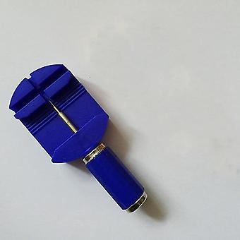 Odolný nastavitelný kovový hodinky pás nerezové oceli hodinky popruh nástroj