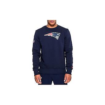 New Era Nfl New England Patriots 11073796 universal all year men sweatshirts