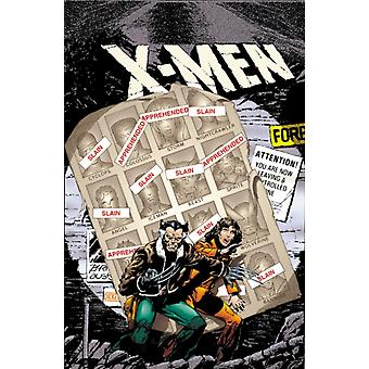 Xmen Days Of Future Past by Chris Claremont