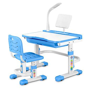 Student Table With Function Division Lumbar Support