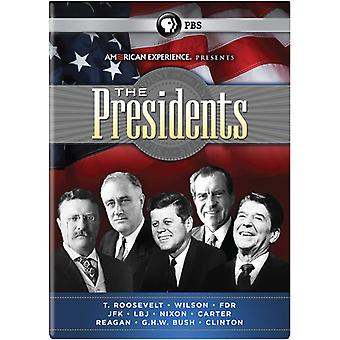 American Experience: President's Collection [DVD] USA import