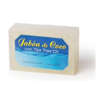 Coconut Soap with Tea Tree Oil 125 g