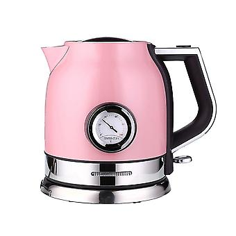 1.8l 304 Stainless Electric Kettle With Water Temperature Control Meter