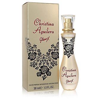 Glam X Eau De Parfum Spray By Christina Aguilera 1 oz Eau De Parfum Spray