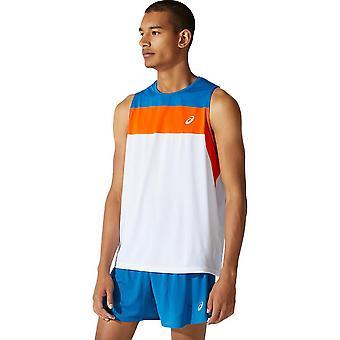 Asics Race Singlet 2011B881100 juoksu miesten t-paita
