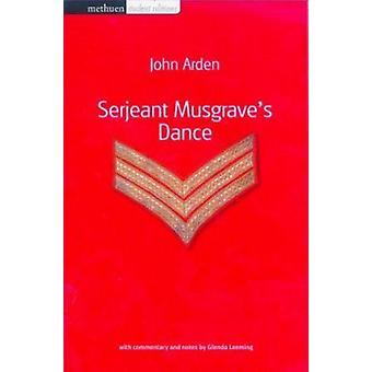 Serjeant Musgrave & apos الرقص -- وهو المثل الأمم المتحدة التاريخية من قبل جون أردن -- G