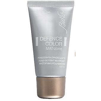 Bionike Defence Color Mat Zone Mattifying Foundation Nr, 403 Beige Tube 30 ml