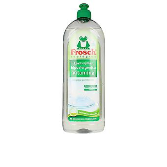 Frosch Frosch Ecológico Lavavajillas Hipoalergénico vitamín 750 ml Unisex