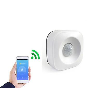 Wifi Pir Pasif Kızılötesi Dedektör Hareket Sensörü Kablosuz Güvenlik Hırsızı