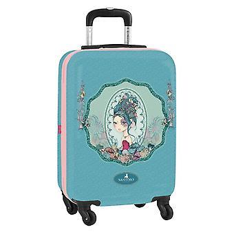 Cabin suitcase Santoro Mirabelle Blue Green 20''