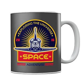 NASA Exploring The Universe Mug