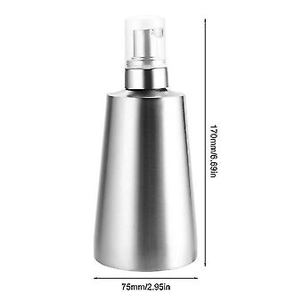 Langlebige Edelstahl Küche Bad Handpumpe Flüssigseifenseifenspender Lotion Waschmittel Flasche Badezimmer Hardware