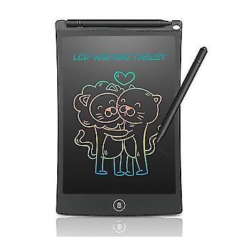 Newyes mini 8.5 tum colorfull lcd elektronisk skrivplatta digital ritning handskrift pad för baby utbildning / schema rekord