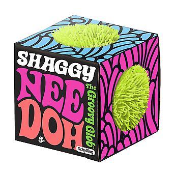 Schylling - shaggy nee-doh stress ball