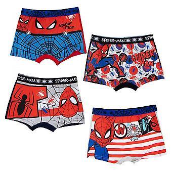 2 kpl Boxer alusvaatteet Spider-Man