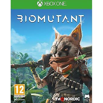 Biomutant Xbox One Game