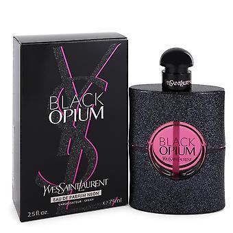 Musta oopiumi tekijältä Yves Saint Laurent Eau De Parfum Neon Spray 2,5 oz