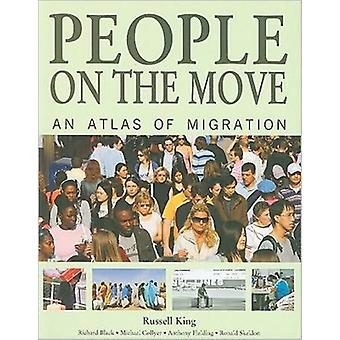 People on the Move by Russell King
