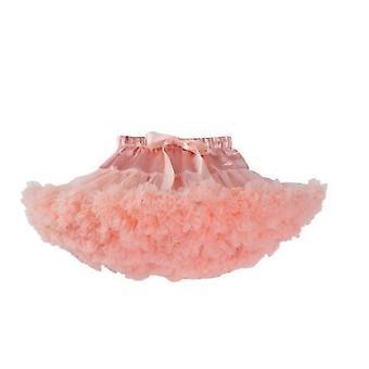 女の子のためのふわふわとパーティーダンススカート