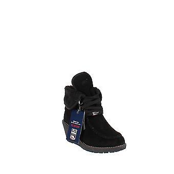 Khombu   Sasha Lace-Up Cold-Weather Boots