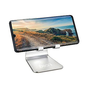 Universal adjustable desktop mobile stand by ibeani - silver