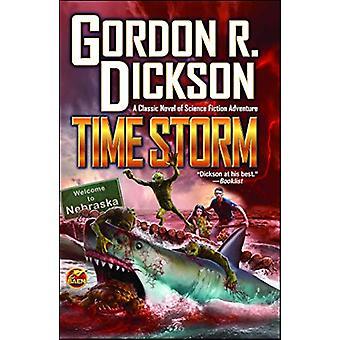 Time Storm by Gordon Dickson (Paperback, 2019)