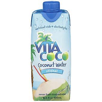 Vita Coco Water Coconut 4Pk, Case of 6 X 500 ml