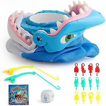 Funny Party Games Sharks Trap Novelty Board Games