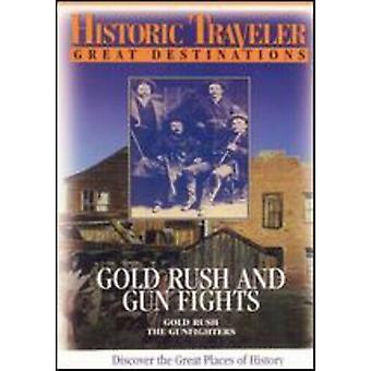 Historische Reiziger Gold Rush amp Gun Fight DVD Regio 2