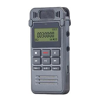 2020 NEW 8GB Mini Dictaphone Digital Audio Voice Recorder USB LCD Voice Recorder With WAV MP3 Player