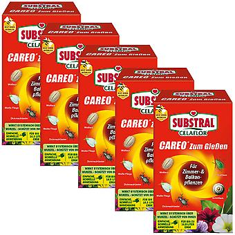 Sparset: 5 x SUBSTRAL® Celaflor® Careo for pouring, 100 ml