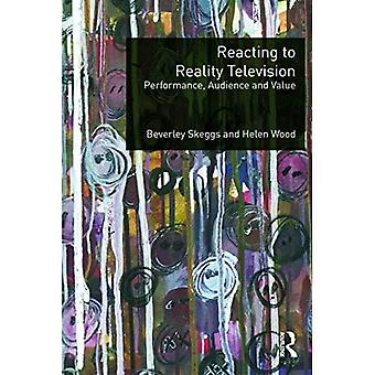 Reacting to Reality Television