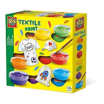 Peinture textile pour enfants