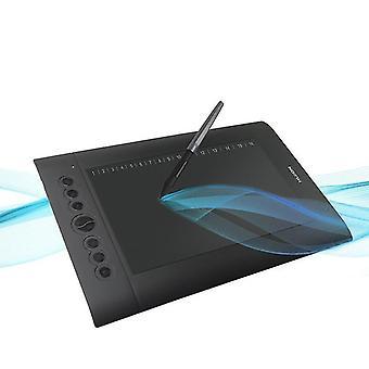 Umělec Design Kreslení Huion H610 Pro V2 Digitální grafické tablety