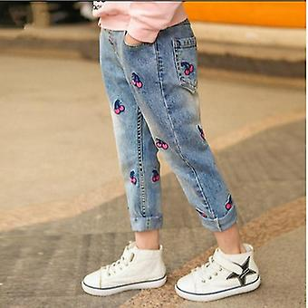 Casual Pants Jeans For Spring And Autumn