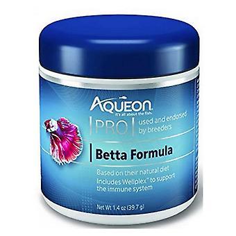 Aqueon Pro Betta Pellet - 1.4 oz