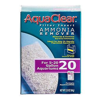 Aquaclear Ammonia Remover Filter Insert - For Aquaclear 20 Power Filter