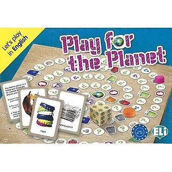 ELI-språkspel: Spela för planeten