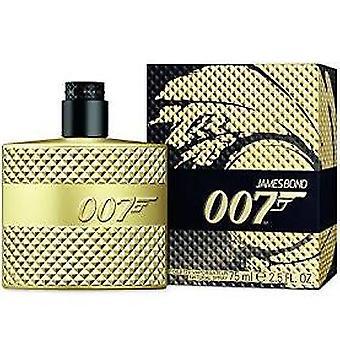 James Bond 007 Guld Eau de Toilette 75ml EDT Spray