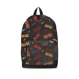 Ac / dc صاعقة (حقيبة ظهر كلاسيكية)