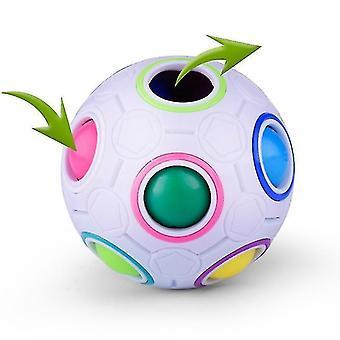 Spherical Magic Cube Ball Anti Stress Toy