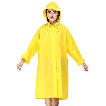 Adult Raincoat Fashion Unisex Eva Raincoat Raincoat