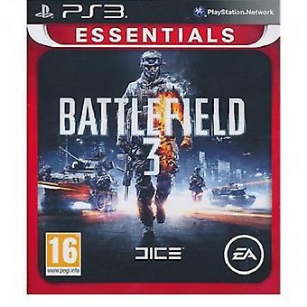Battlefield 3 Essentials PS3 jeu neuf