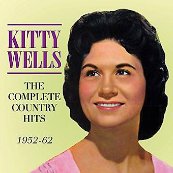 Kitty Wells - Wells Kitty-Complete land Hits 195 [CD] USA import