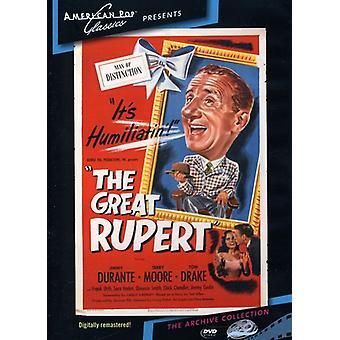 Importer des USA [DVD] grand Rupert (1950)