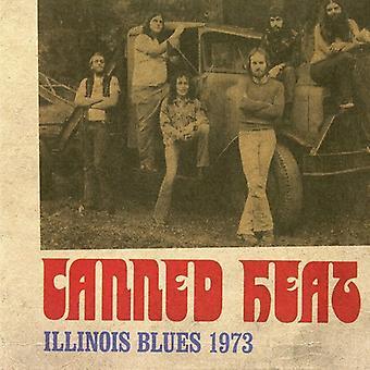 缶詰熱 - イリノイ ブルース 1973 [ビニール] USA 輸入