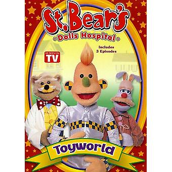 St Bear's Dolls Hospital: Toyworld [DVD] USA import